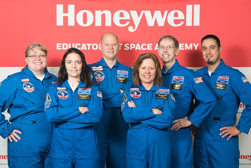 Honeywell Receives Award for Its Commitment to STEM Education in Central New York.